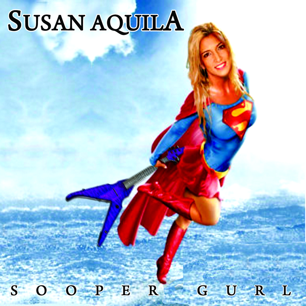 sooper gurl CD cover